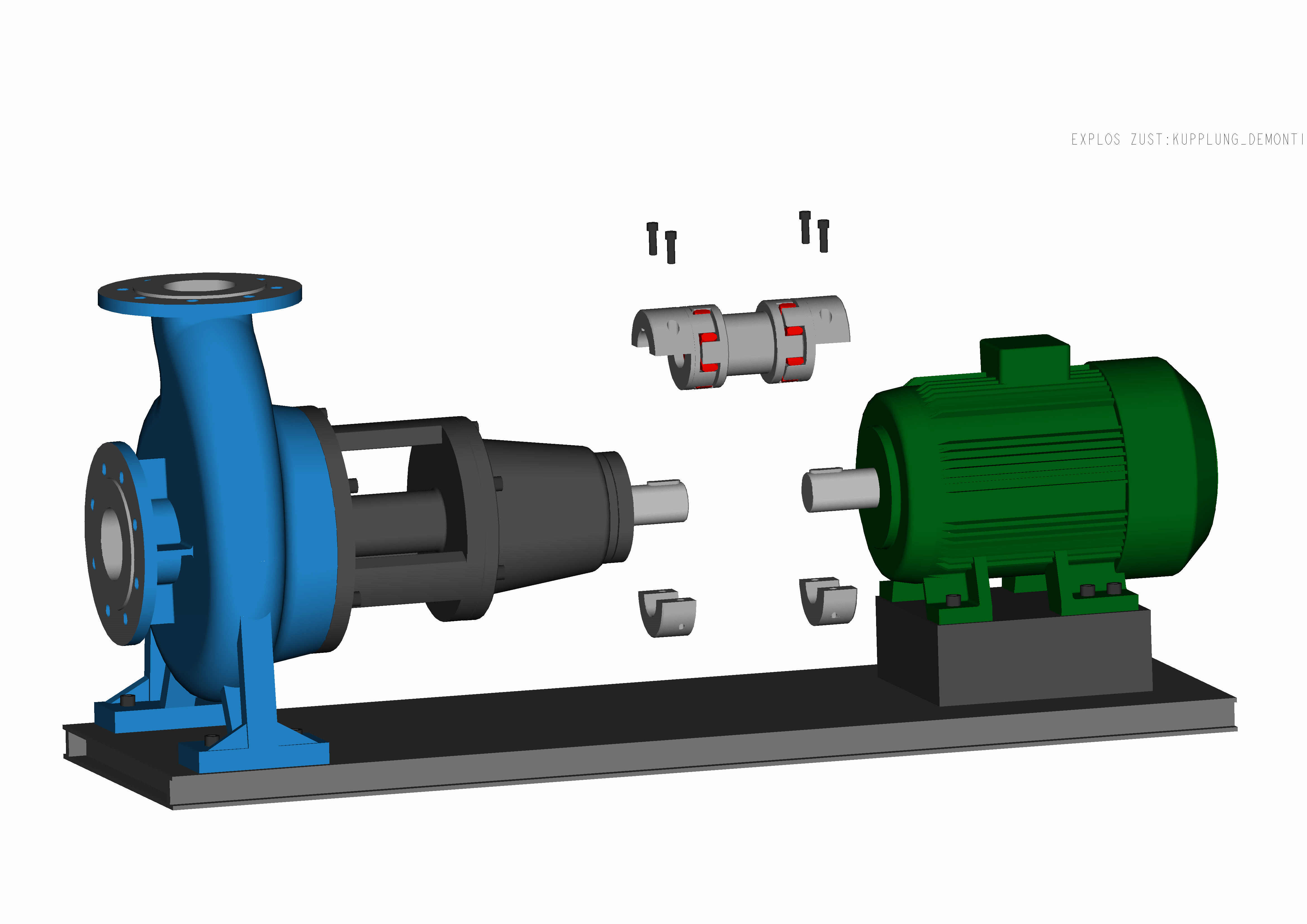 Selecting The Proper Coupling Pumps Systems