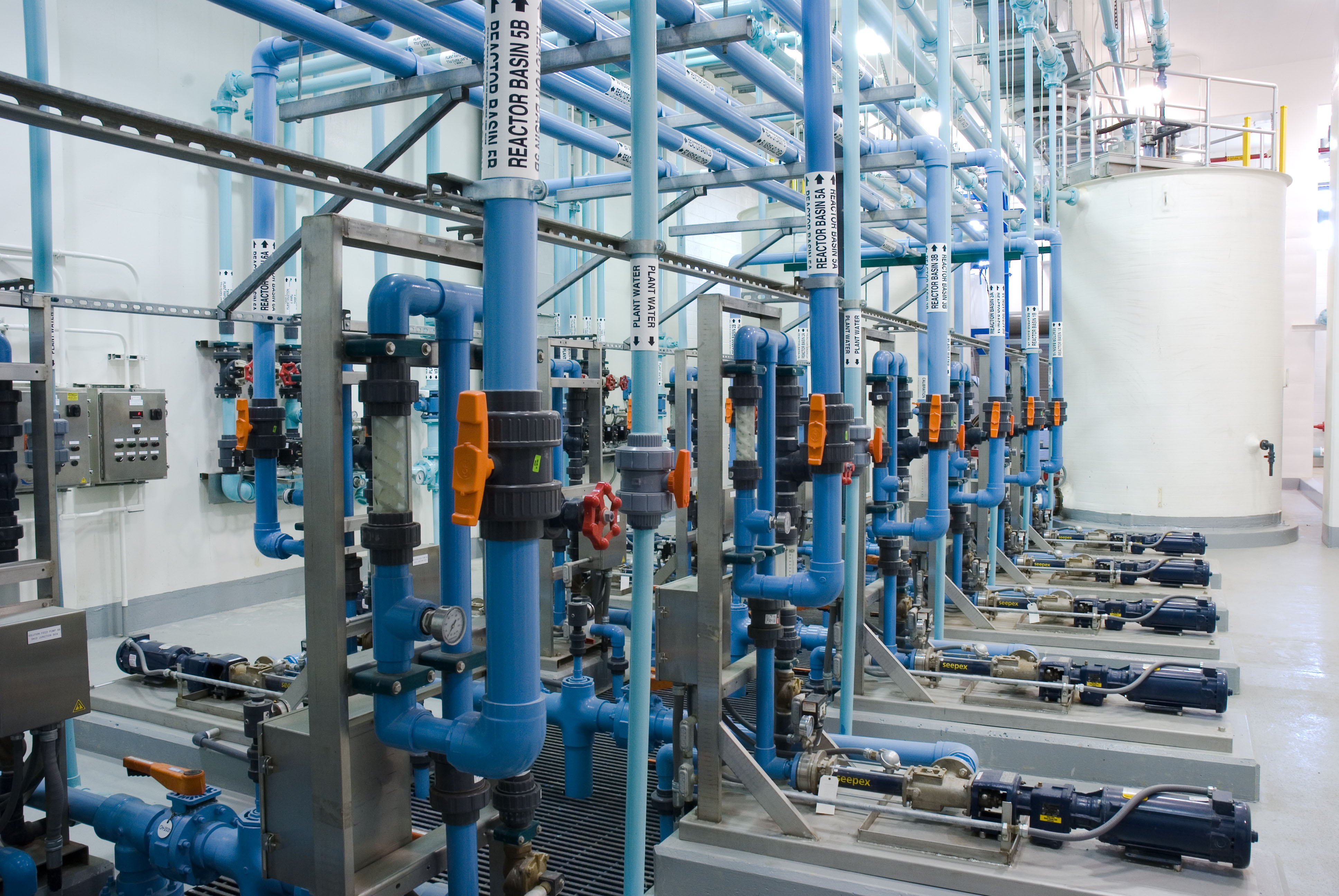 Combined System Overflows | Pumps & Systems
