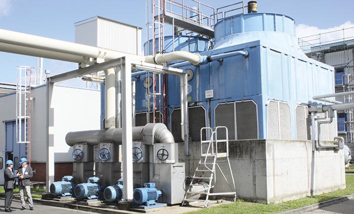 Intelligent Pump Control Reduces Energy Consumption by 80 Percent