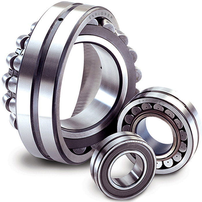 self aligning bearings