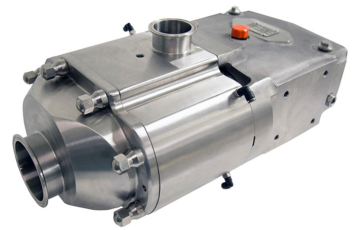 Twin screw pumps can handle a high range of viscosities