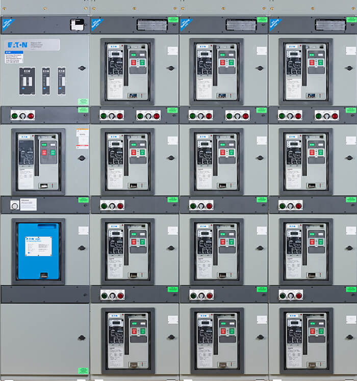 arc-quenching switchgear