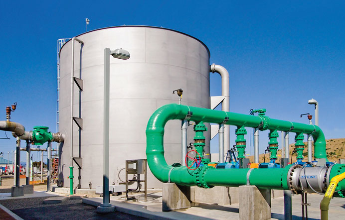 Increasing Water Conservation through Reuse