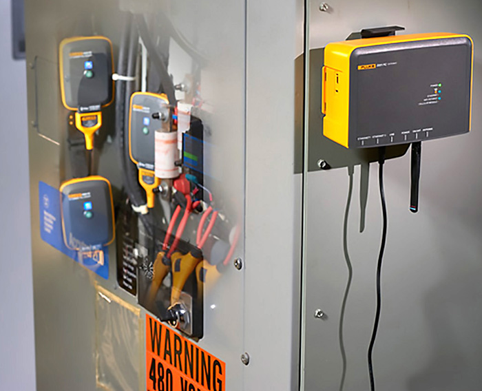 Fluke portable condition monitoring