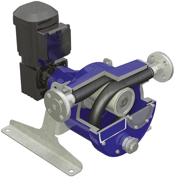 Selecting Peristaltic Pump Hoses   Pumps & Systems