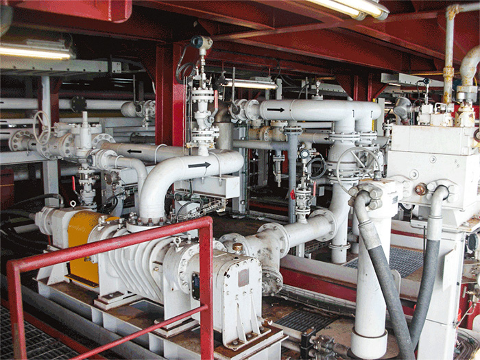 multiphase pumping