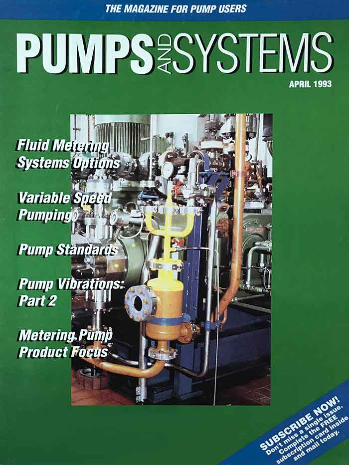 Pumps & Systems, April 1993