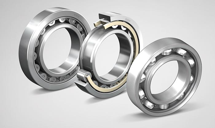 Image 1. Rolling element bearings