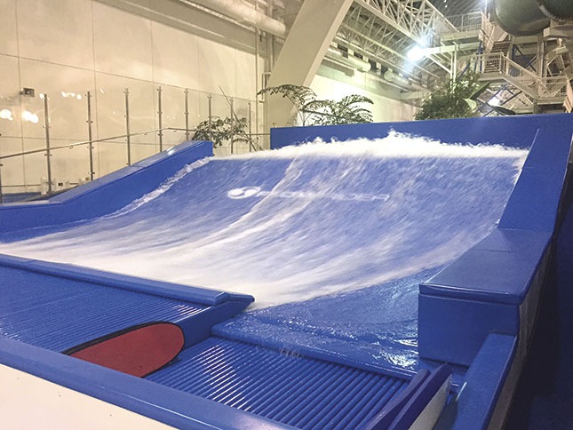 Submersible Pumps Meet Tough Demand Of Wave Pool Attractions