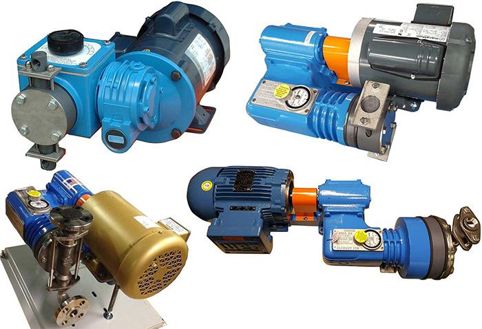 Diaphragm Metering Pumps for Chemical Dosing