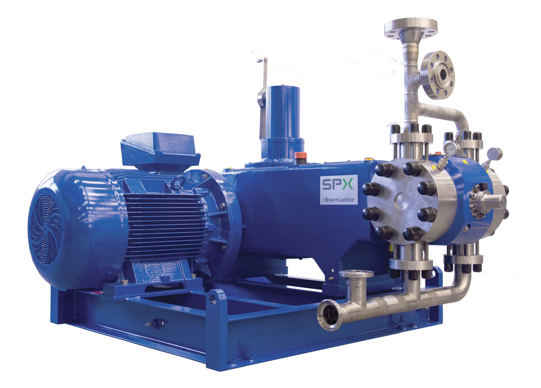 Diaphragm pumps combine safety accuracy this type of metering pump comprises diaphragm and plunger pumps with drives ccuart Images