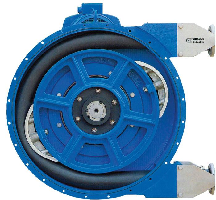 Industrial peristaltic pumps