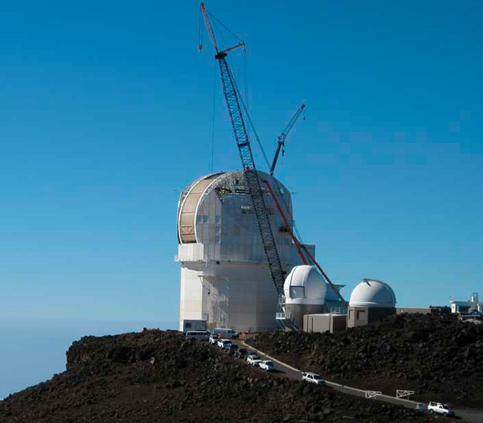 The Daniel K. Inouye Solar Telescope