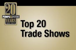 Top 20 Trade Shows