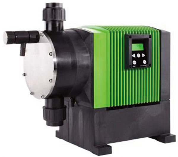 Chemical metering pumps
