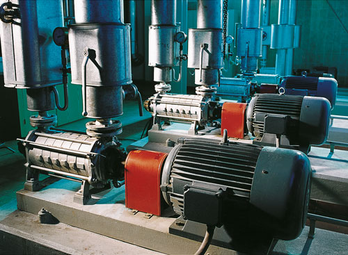 Motor-driven pumps can be expensive to protect, but an intelligent motor manager