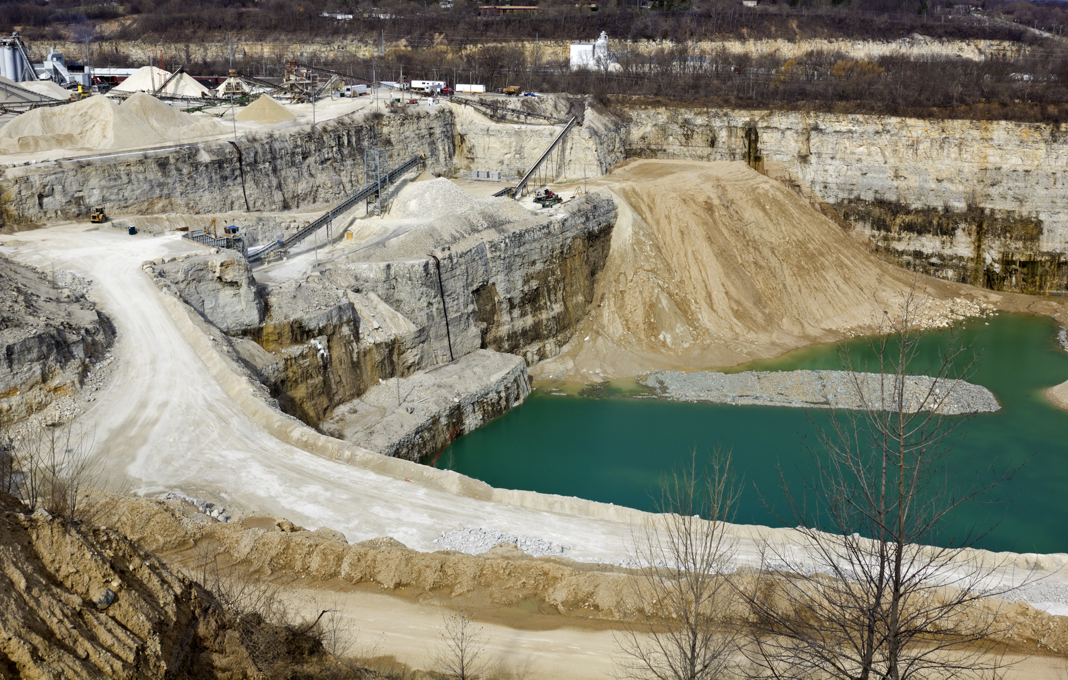 Tailings are an inescapable fact of life in the mining industry.