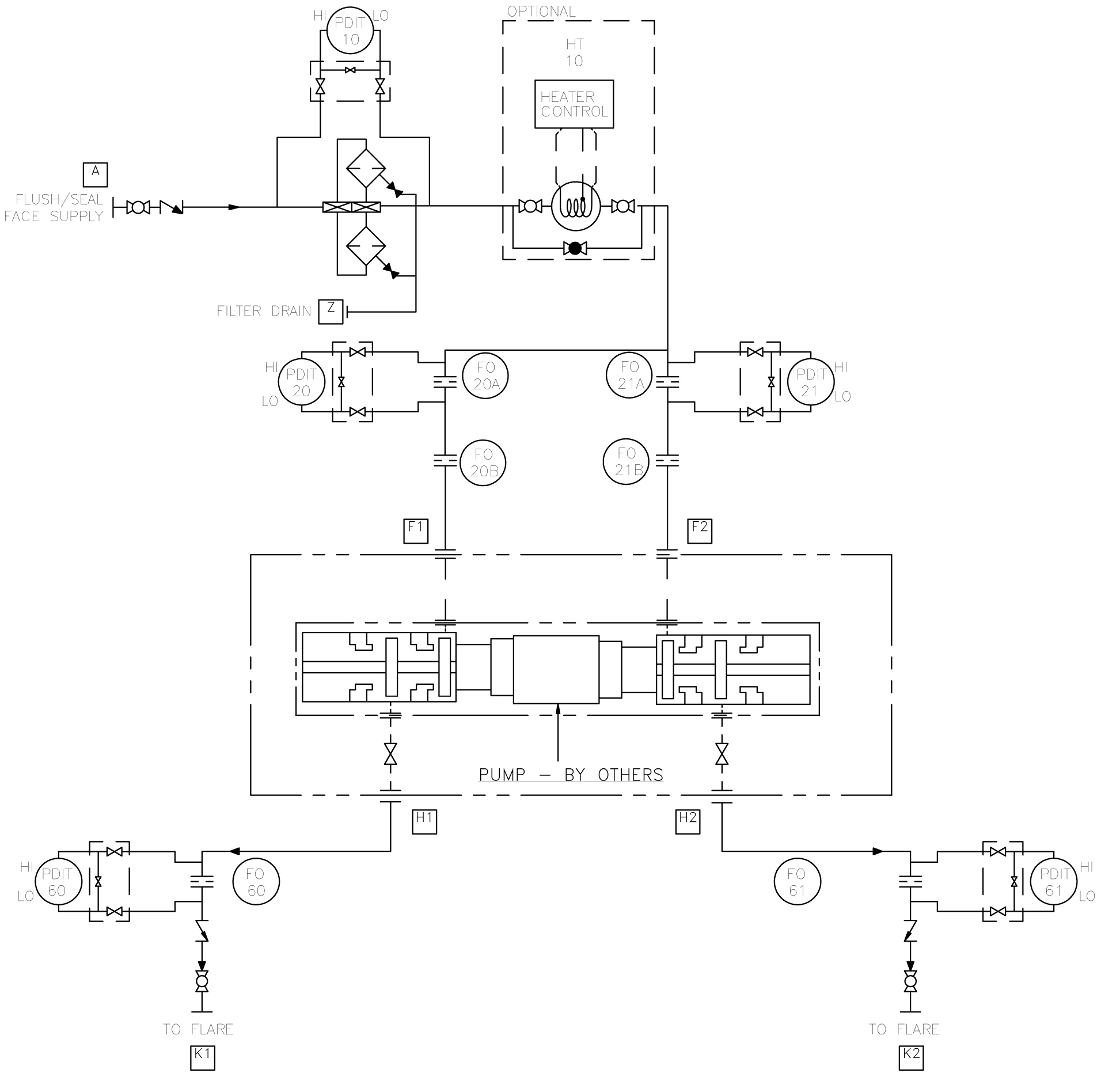 Piping and Instrumentation Diagram PampID Designer