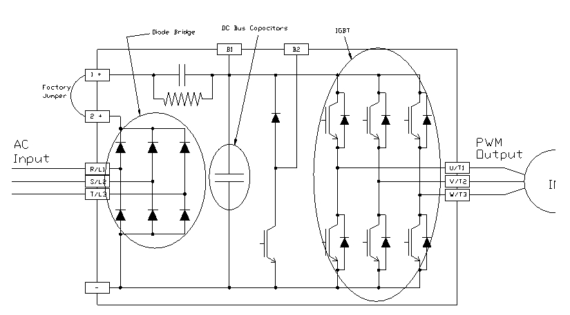 Open delta systems affect variable frequency drives pumps systems however the imbalance is transferred to the vfd therefore when installing vfds or other three phase loads on open delta supplies proper steps must be sciox Images