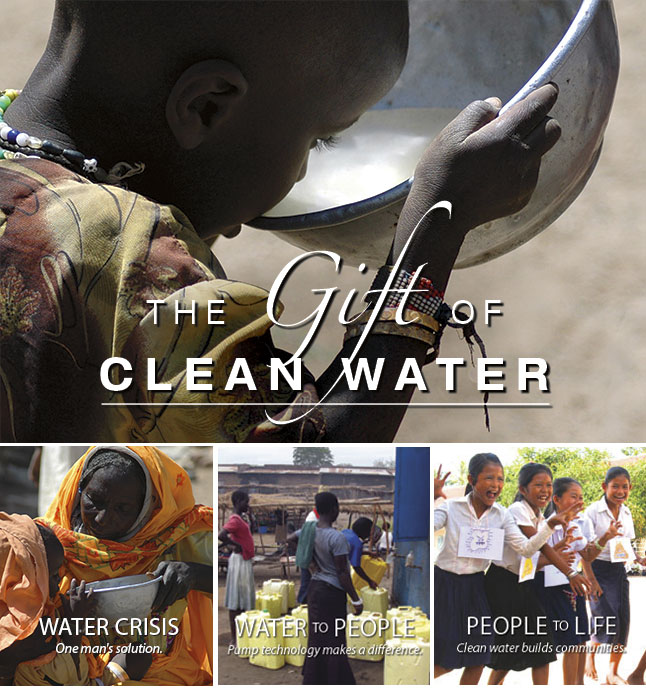 The Gift of Clean Water