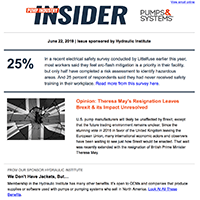 Pump Industry Insider