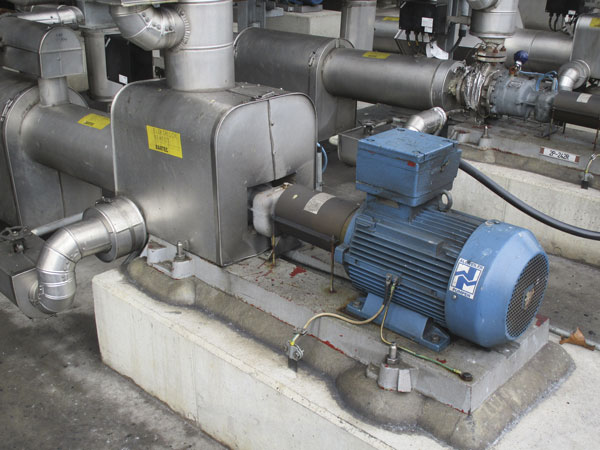 Overcome Harsh Conditions by Combining Pump Types