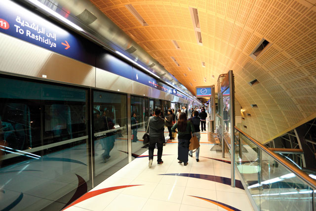 Dubai Metro Relies on More Than 700 Critical Pumps