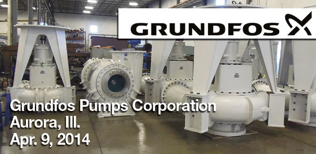 Pumps & Systems on Tour visits Grundfos Corporation
