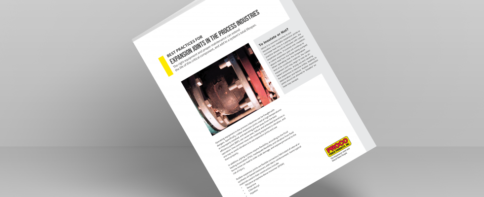 Proco Expansion Joints Whitepaper