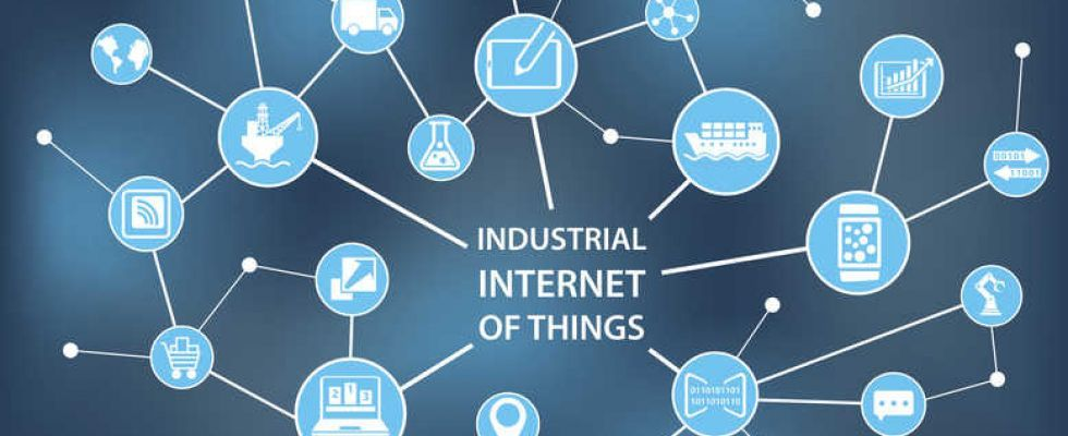 IIoT for processing industries