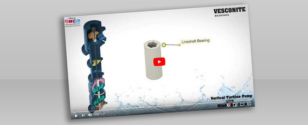 Vesconite Video Image