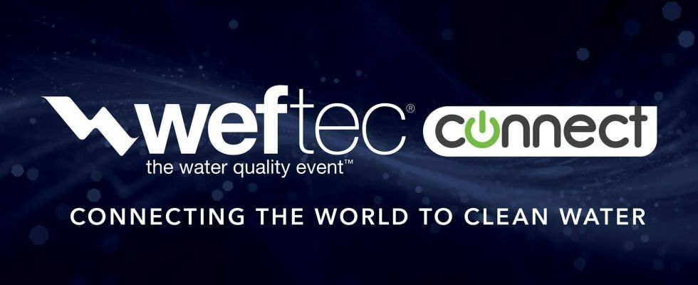 weftec connect banner image