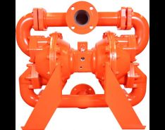AODD Pumps for Harsh Conditions