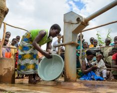 Atlas Copco's Employee-Run Organization Helps More Than 1.5 Million Gain Access to Clean Water