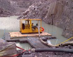Pump Solution Reduces Costs & Helps Improve Welsh Quarry Productivity
