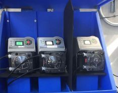 Peristaltic Pumps Chosen to Assist with Water Reclamation