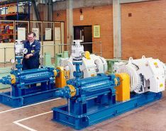 Power Plant Pump Types