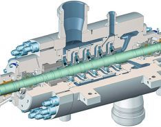 Boiler Feed Booster Pumps & Balancing Axial Thrust