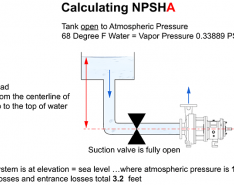 NPSH Calculation: A Step-by-Step Guide