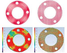 Enhanced Surface Profiles for Gaskets