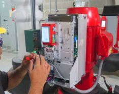 Variable Speed Pumps Provide Long-Term HVAC Plan