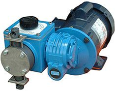 Diaphragm Metering Pumps for Chemical Dosing
