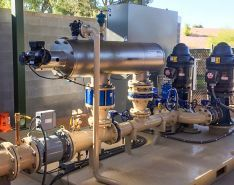 4 Factors to Consider for Irrigation Pumps