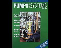 Metering Pump Designs: Pumps & Systems Looks Back