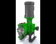 Metering Pumps Aid in Power Generation's Shift to Natural Gas