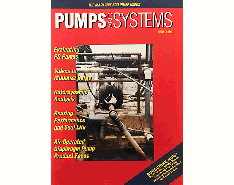Pumps & Systems Looks Back: Effect of Bearing Performance on Seal Life