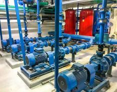 Golf Course, Shopping Mall See Benefits of Pump Control