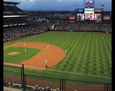 MLB Stadium Installs Submersible Shredders for High Water Volumes