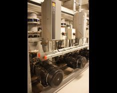 Advanced Pump Technology Lowers Energy Consumption at the Crowne Plaza