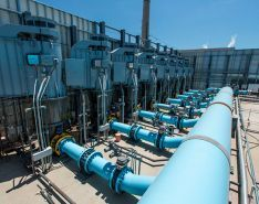 Western Hemisphere's Largest Seawater Desalination Plant Open for Business